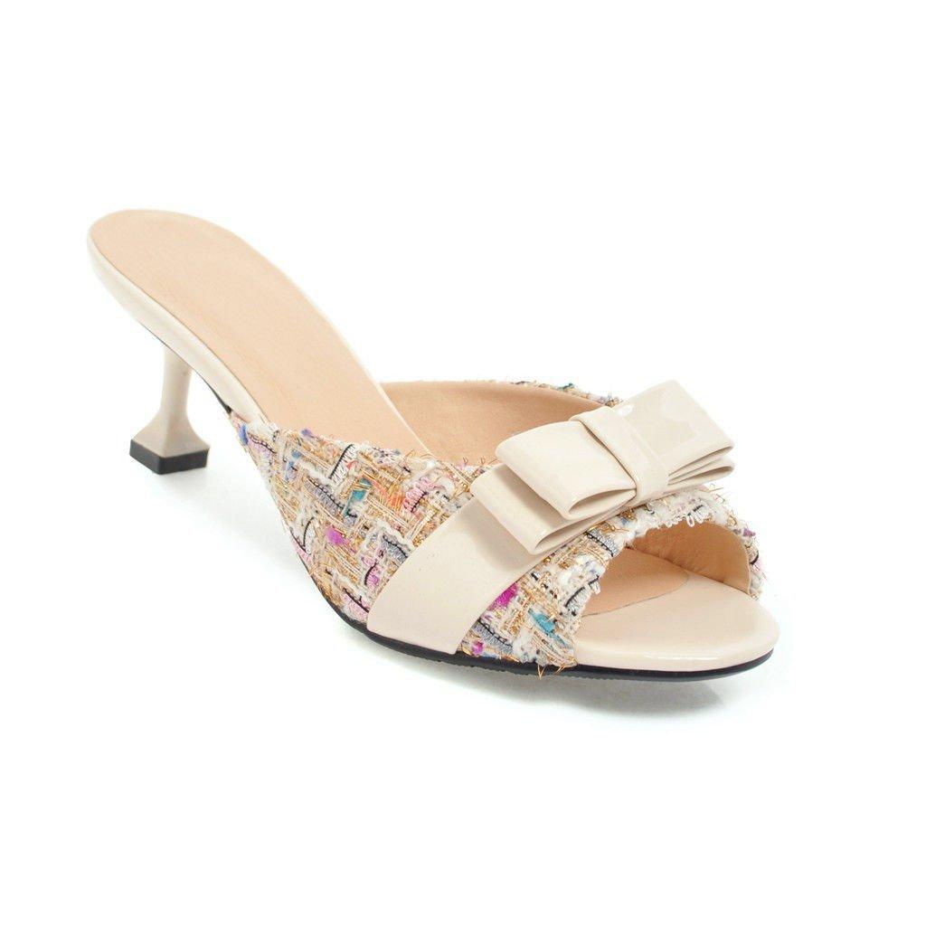 Sandales d été 19954 été Dames Dames Apricot ad01658 - jessicalock.space