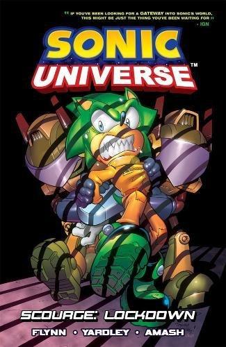Sonic Universe 8: Scourge: Lockdown pdf
