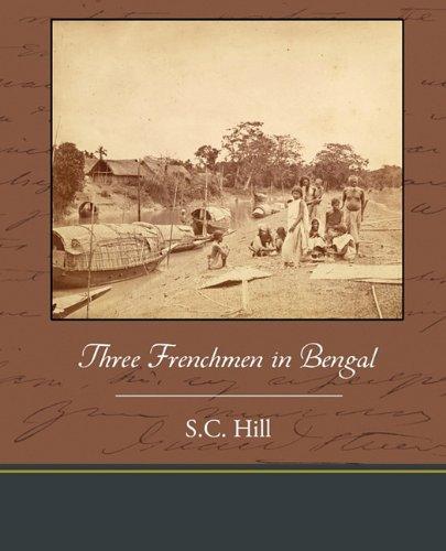 Three Frenchmen in Bengal ebook