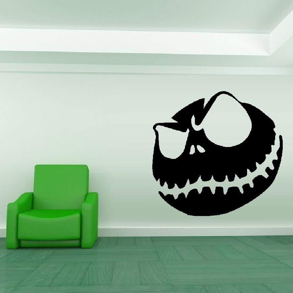zhuziji Interting Face Vinyl Wall Decor Character Calcomanía de ...