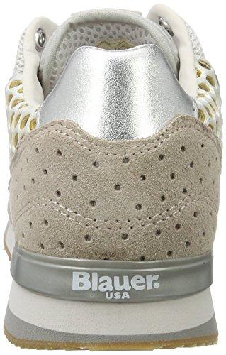 Oro Sneaker Basse Blauer USA Donna Blauer USA Gold Original w0xUpR7gPq