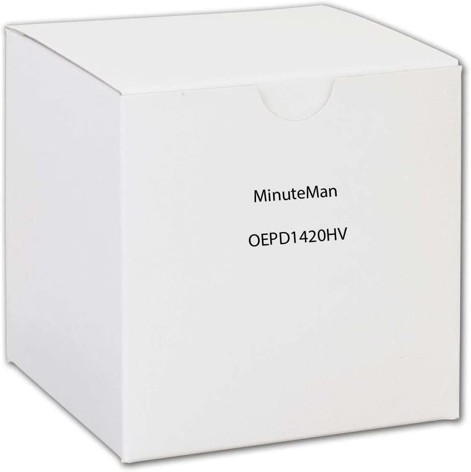 Minuteman OEPD1415HV Power Distribution Unit