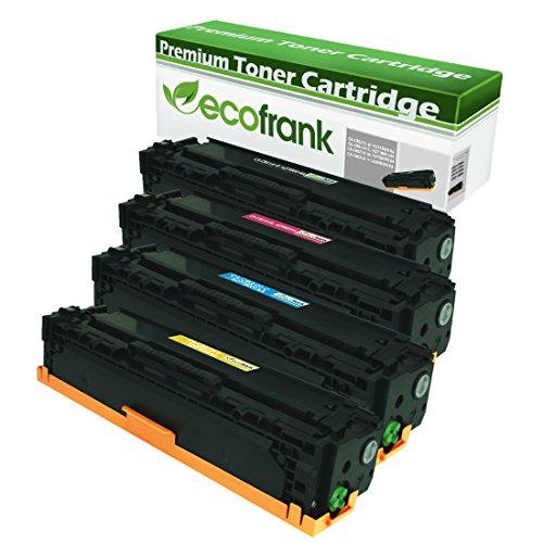 EcoFrank Compatible High Yield Toner Cartridge Replacemen...