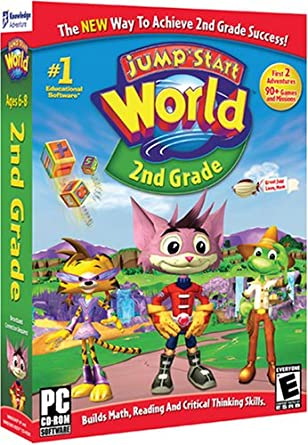 JumpStart World 2nd Grade