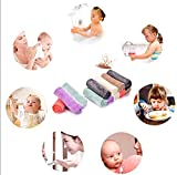 Kyapoo Baby Washcloths 12 Pack 12x12 Inches