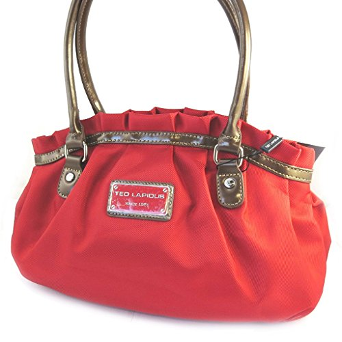 Bag Ted Lapidusrosso.