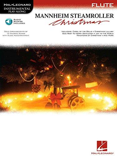 Hal Leonard Mannheim Steamroller Christmas For Flute - Instrumental Play-Along ()