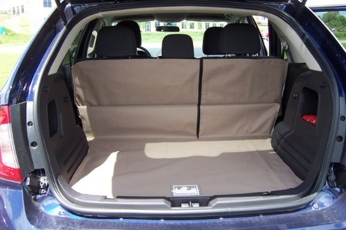 2007-2014 FORD EDGE Canvasback Cargo Liner (Gray)