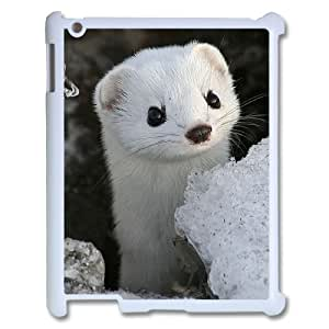 C-Y-F- Cute Weasel Phone Case For IPad 2,3,4 [Pattern-3]