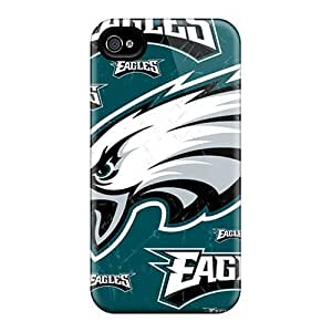 Cases Covers For Iphone 6plus Strong Protect Cases - Philadelphia Eagles Design by ruishername