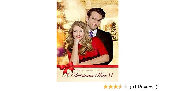 Amazon Com A Christmas Kiss Ii Elisabeth Harnois Adam
