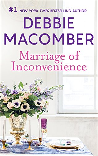 Marriage of Inconvenience (The Manning Family) cover