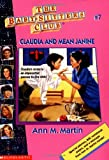 Claudia and Mean Janine, Ann M. Martin, 0590251627