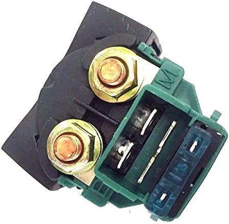Starter Relay Solenoid for Kawasaki Bayou 220 KLF220 Bayou 250 KLF250