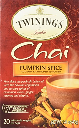 Twinings Pumpkin Spice Chai Tea, 40 Count by Twinings (Image #4)
