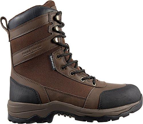 Field & Stream Men's Woodland Tracker 400g Waterproof Field Hunting Boots (Brown, 10.5 D(M) US)