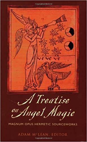 A treatise on angel magic magnum opus hermetic sourceworks adam a treatise on angel magic magnum opus hermetic sourceworks adam mclean 9781578633753 amazon books fandeluxe Choice Image