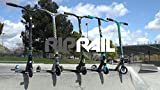 Riprail Assault Stunt Scooter Finished in