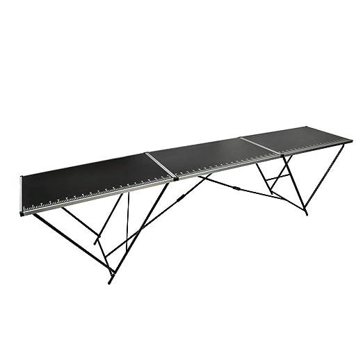 xings huoon Line 3 tapezier Mesa Plegable Mesa de Trabajo Aluminio ...