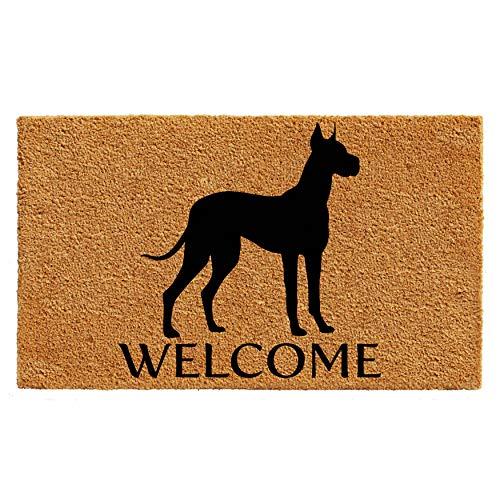 Calloway Mills AZ105601729 Great Dane Doormat, 17