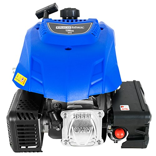 DuroMax XP196V 196cc Vertical Gas-Powered Lawnmower Engine ()