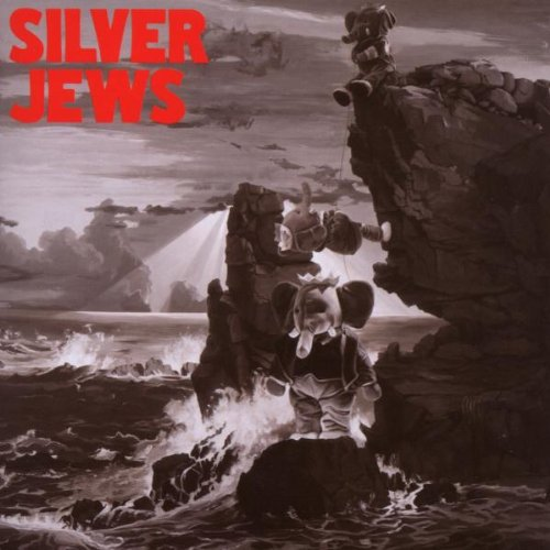 CD : Silver Jews - Lookout Mountain, Lookout Sea (CD)