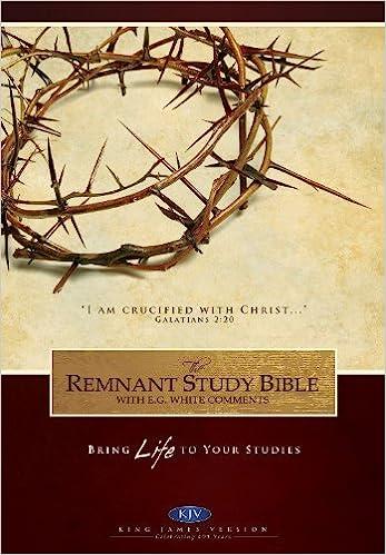 Remnant Study Bible KJV (Hardcover) KING JAMES VERSION
