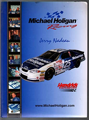 Jerry Nadeau #25 NASCAR Media Guide & Press Kit 2000-VF (25 Nascar Kit)
