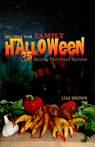 25 Spooky Halloween Recipes For Family: HALLOWEEN PARTY -