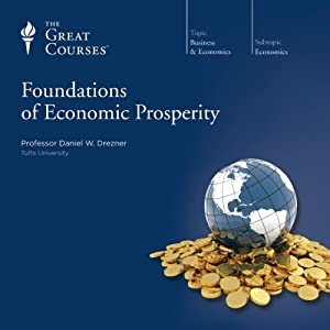 Foundations of Economic Prosperity Lecture