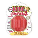 KONG Stuff-A-Ball Dog Toy, Large, Red, My Pet Supplies