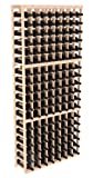 Wine Racks America Ponderosa Pine 8 Column Wine Cellar Kit. 13 Stains to Choose From! For Sale