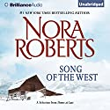 Song of the West: A Selection from Home at Last Audiobook by Nora Roberts Narrated by Joyce Bean