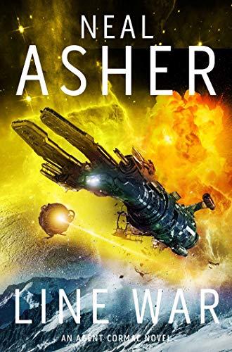 Line War: The Fifth Agent Cormac Novel