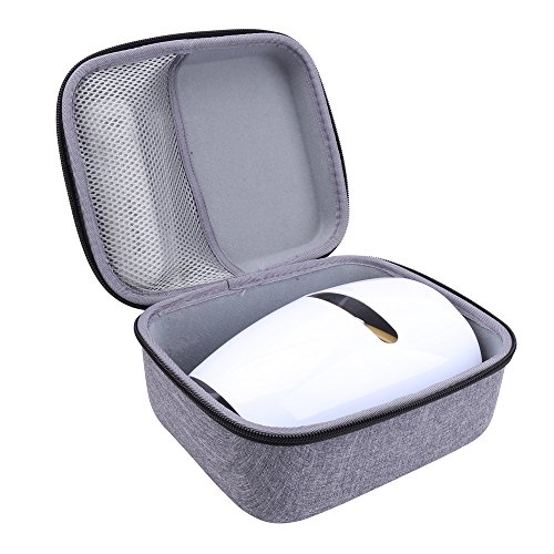 Storage Case for Neutrogena Light Therapy Acne Treatment Mask by Aenllosi (Gray)