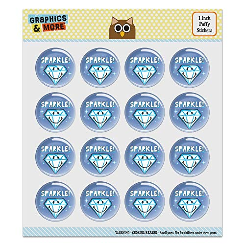 Sparkle Diamond Smiley Face Wedding Anniversary Officially Licensed 1.0