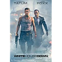 WHITE HOUSE DOWN MOVIE POSTER 1 Sided ORIGINAL 27x40 CHANNING TATUM