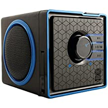 GOgroove Portable Stereo Speaker System SonaVERSE BX w/ Rechargeable Battery – Works With Apple , Samsung , HTC , Sony , LG Smartphones , Tablets , MP3 Players , Laptops , Handheld Gaming Consoles , Portable DVD Players & More Devices!