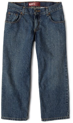 550 Relaxed Fit Blue Jeans - 4