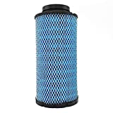 Air Filter Cleaner Fits 2016 2017 2018 RZR XP 4 Turbo, 2016 2017 2018 RZR XP Turbo, 2014 2015 2016 2017 2018 RZR XP 4 1000, 2014-2018 RZR XP 1000, 2017 RZR XP Turbo Tractor