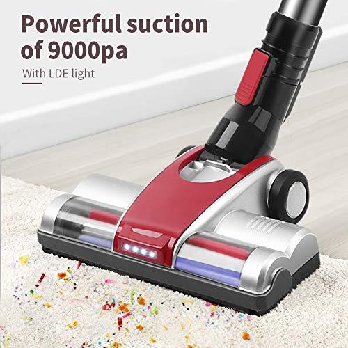 Buy cordless vacuum for hard floors