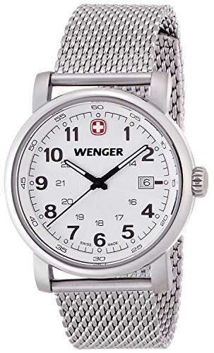 WENGER watch Urban Classic 01.1041.103 Men's [regular imported goods]
