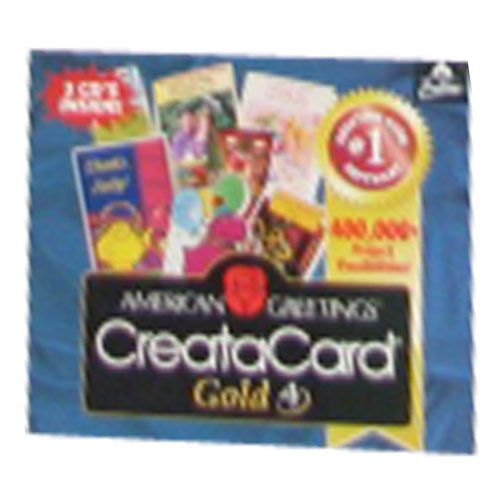 Amazon american greetings creatacard gold 4 american greetings creatacard gold 4 m4hsunfo