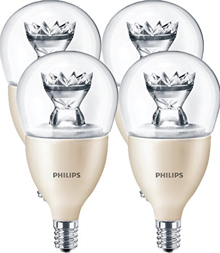 Philips Equivalent Candelabra Dimmable Light