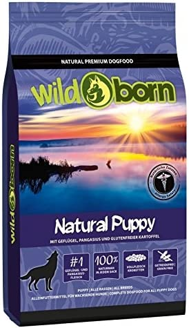 Wildborn-Trockenfutter-Junior-Natural-Puppy