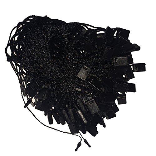 Cotton Embossed Belt (Hang Tag Fasteners Black Nylon Strings 7