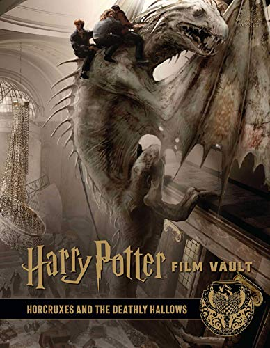 Harry Potter: Film Vault: Volume 3: Horcruxes and The Deathly Hallows (Harry Potter Beast Vault)