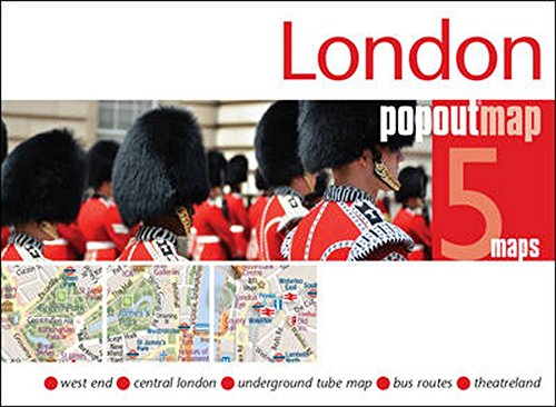 London: PopOut Maps