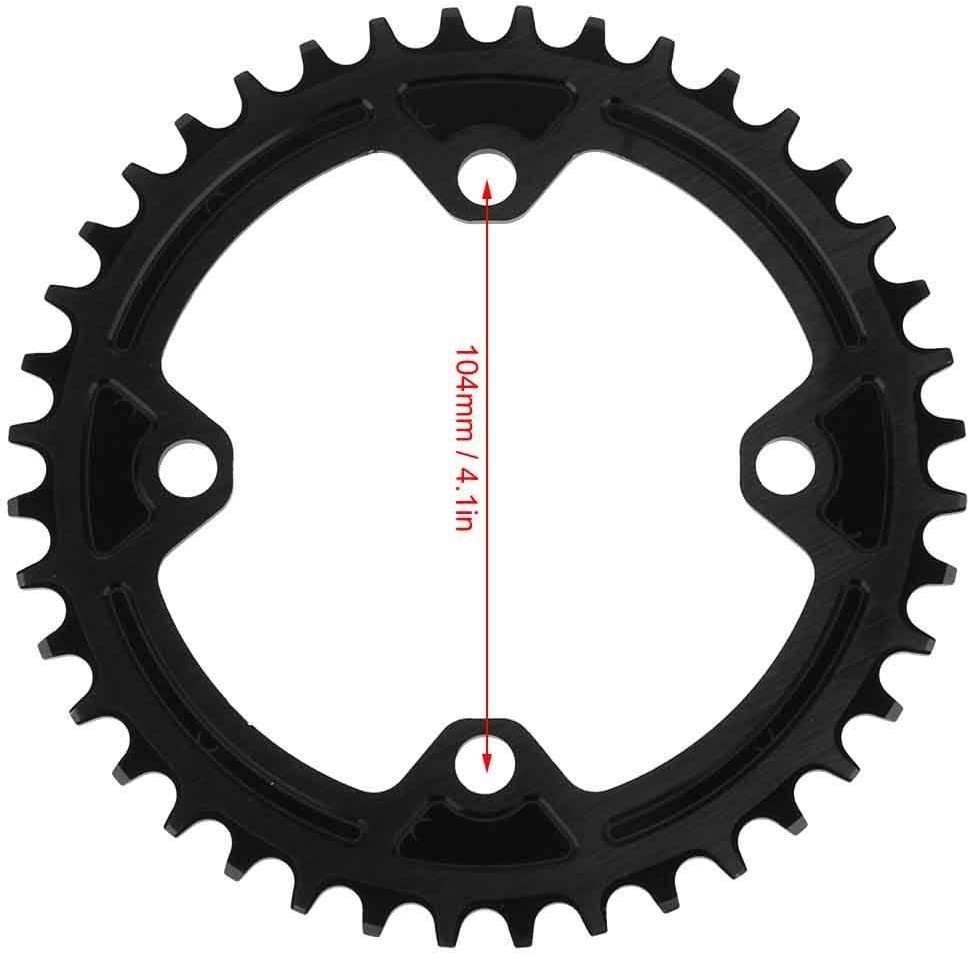Cycling Chain Ring Chainring Accessories BCD 104mm 30T New High Quality Durable