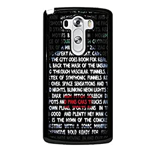 Cover Shell Hugo Boss Phone Case Snap on LG G3 Nice Popular Luxury Hugo Boss Logo